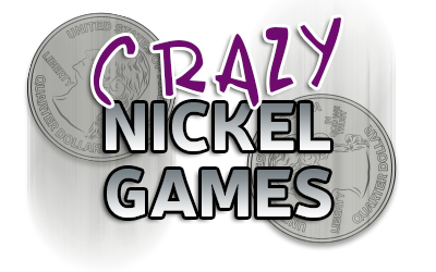Crazy Nickel Games