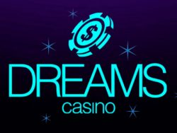 """Dreams Casino"" ekrano kopija"