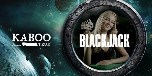 kaboo kasiino blackjack
