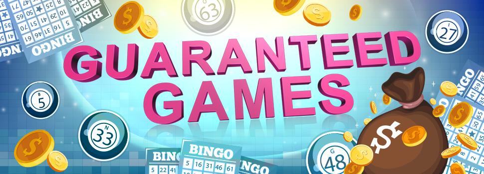 0 Гарантовані ігри Спеціальні