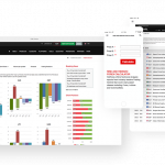 HotForex trading tools screens