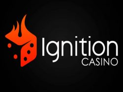 Ignition Casino ekraanipilt