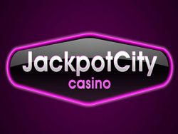 Jackpot City skärmdump
