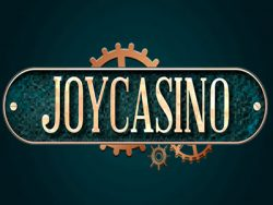 Joy Casino ekraanipilt