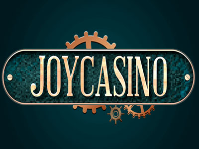 Joy Casino skärmdump