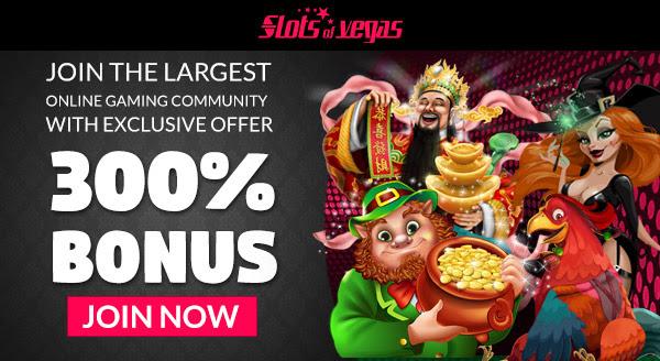 Exclusive Offer - 300 Percent Bonus - Click here!