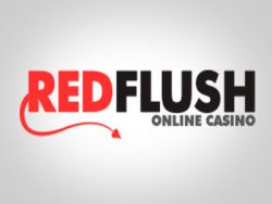 Red Flush tela
