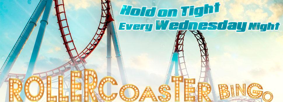 Rollercoaster Bingo skrivebord