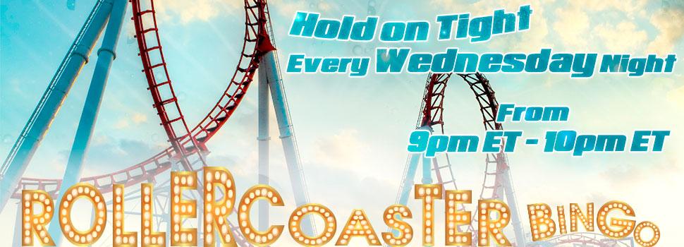 Rollercoaster Bingo desktop