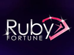 Screenshot ta 'Ruby Fortune