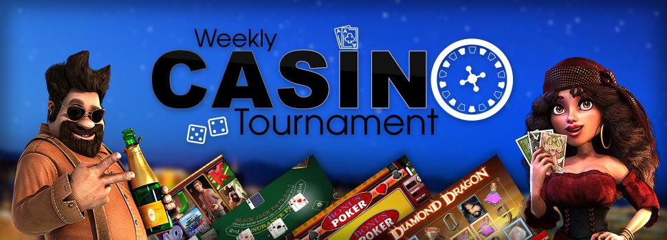 Tjedni Casino Tournament