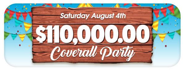 0,000 rođendanska zabava u kombinezonu