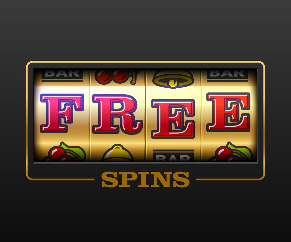 Free spins at casino