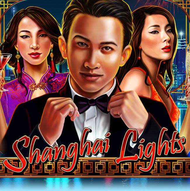 Lumières de Shanghai