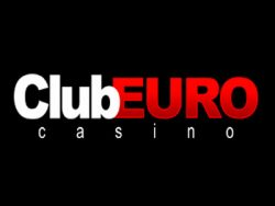 Capture d'écran du Club Euro Casino