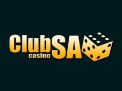 Club SA Casino ekraanipilt