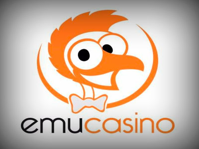 Screenshot ta 'Emu Casino