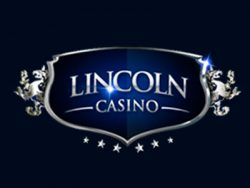 Lincoln Casino ekraanipilt