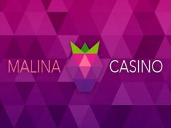 Malina Casino captura de pantalla