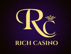 Screenshot ta 'Rich Casino