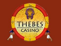 Screenshot ta 'Thebes Casino