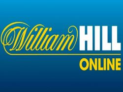 William Hill skærmbillede