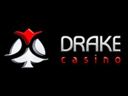 Capture d'écran de Drake Casino