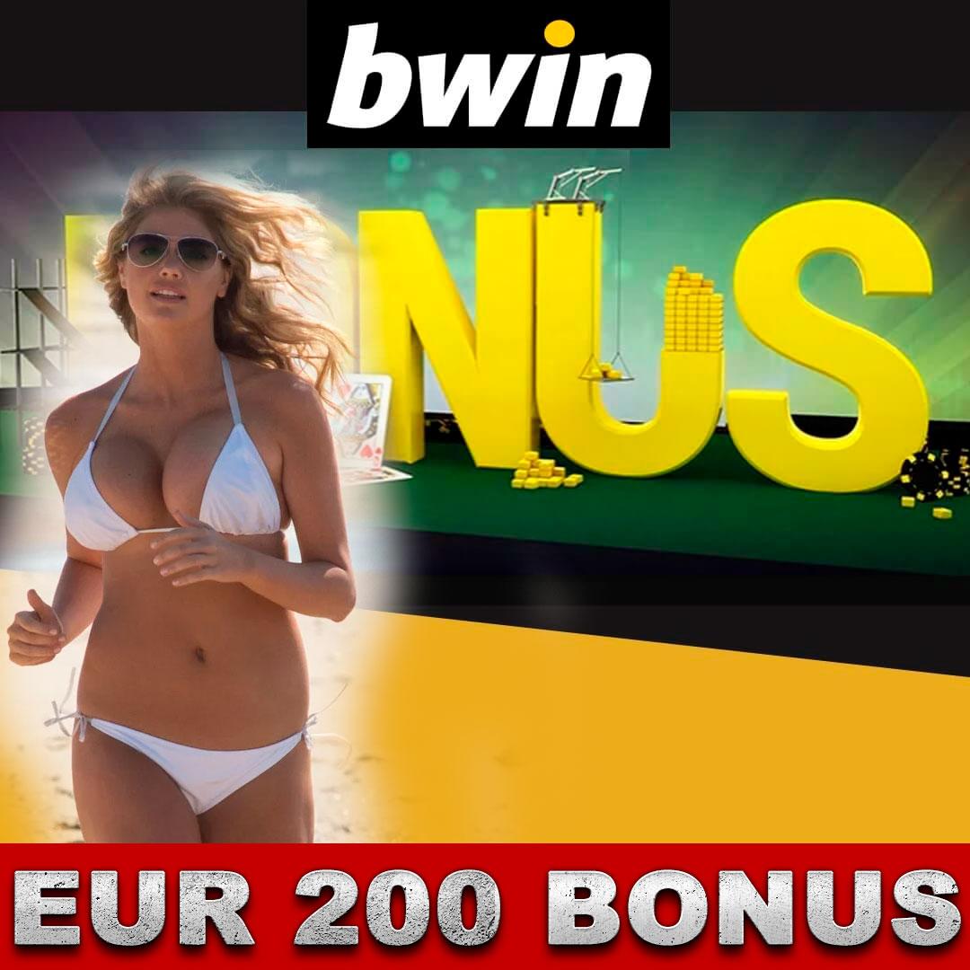 EUR 200 Bonus