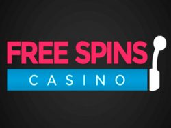 Capture d'écran de Free Spins Casino