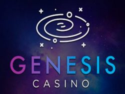 Screenshot ta 'Genesis Casino