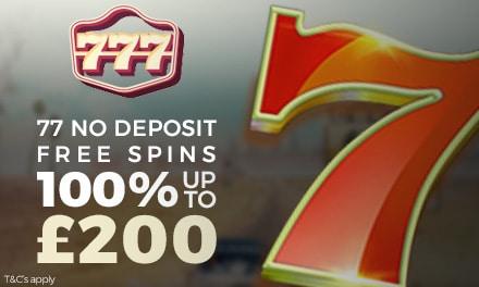 777 casino free play