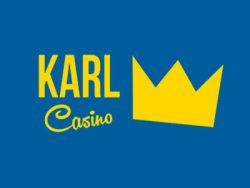Screenshot van Karl Casino