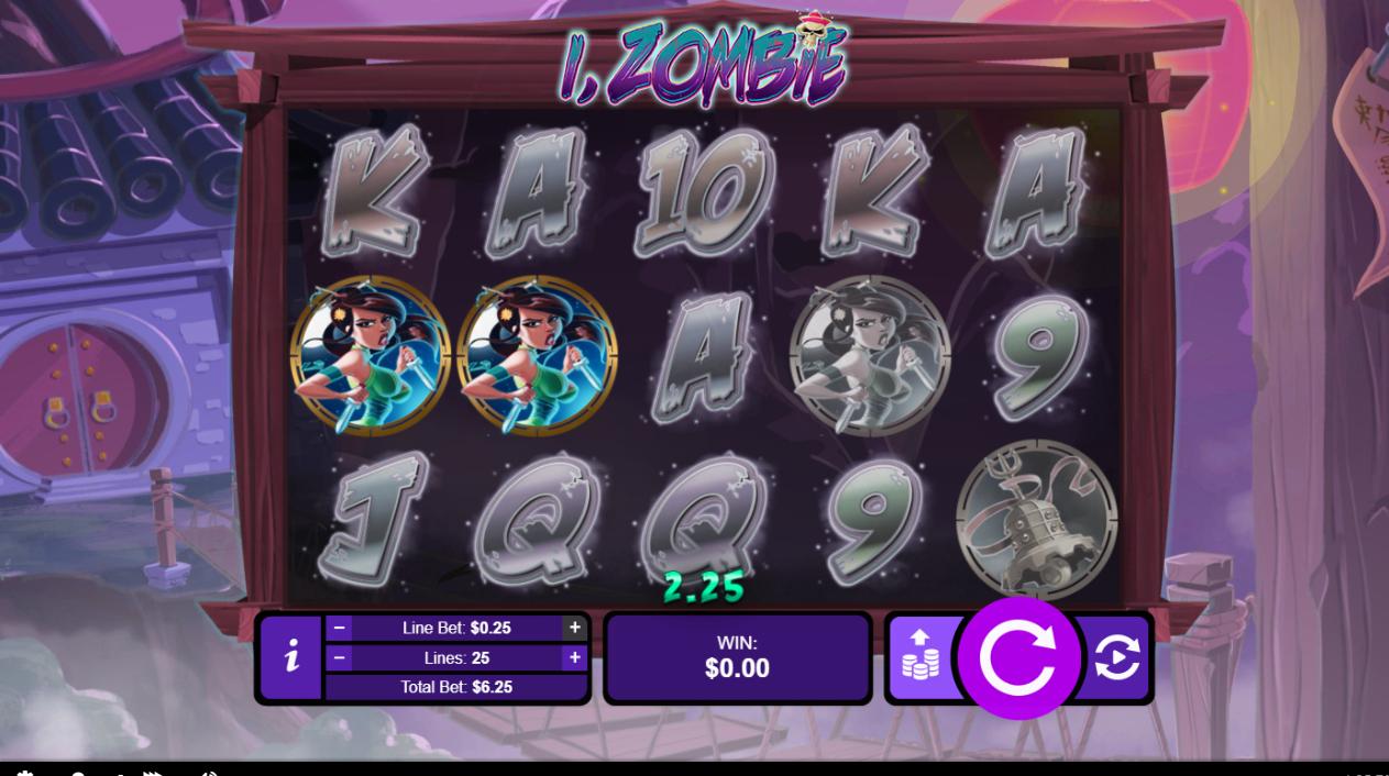 zombie casino bonus