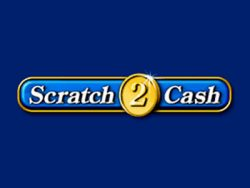 Scratch 2 Cash ekranı