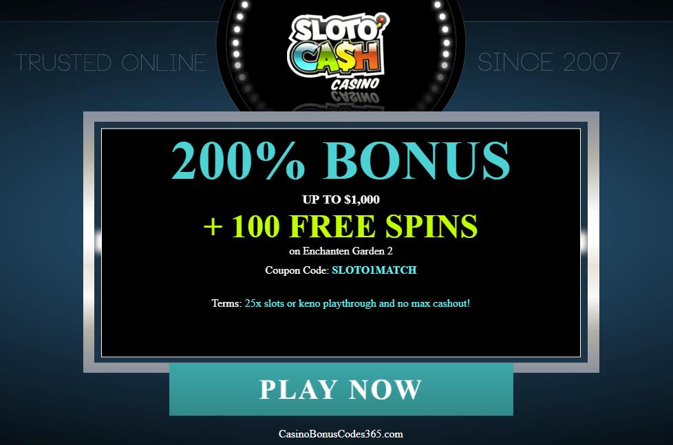 Casino 100 free spins