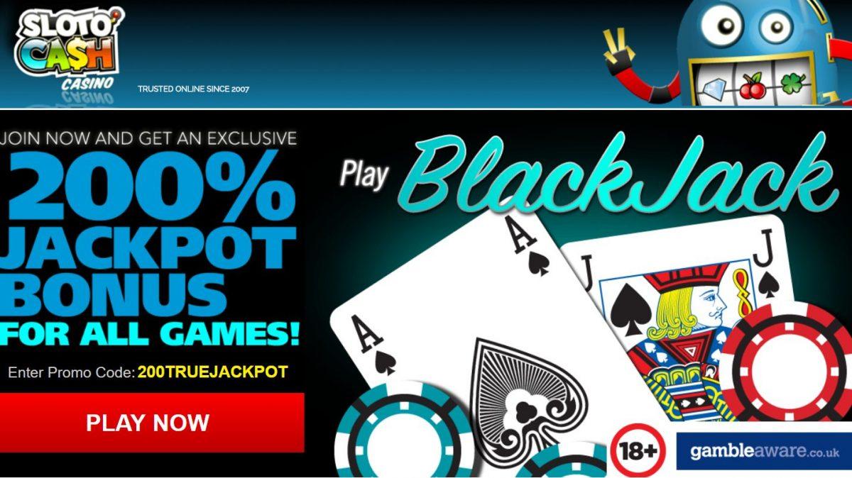 Slotocash casino bonus codes 2019