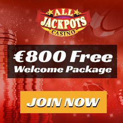 alle jackpots casino bonus
