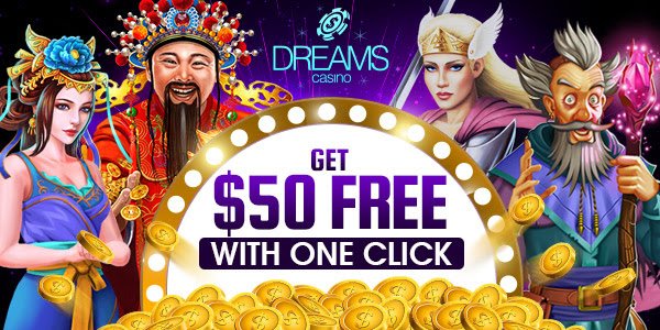 Dreams casino free chip