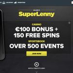 super lenny bonus casino