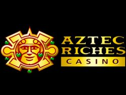 Aztec riches Kasino screenshot