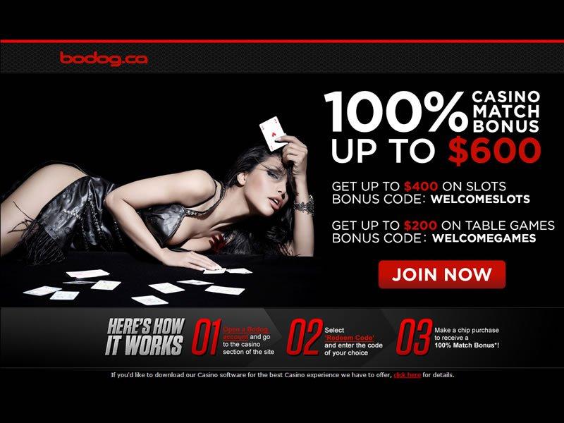 bodog casino bonus