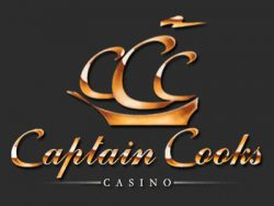 Captain Cooks Casino screenshot