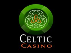 """Celtic Casino"" ekrano kopija"