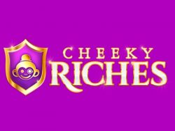 Cheeky Riches Casino- ի էկրանին