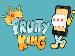 Screenshot van Fruity King Casino