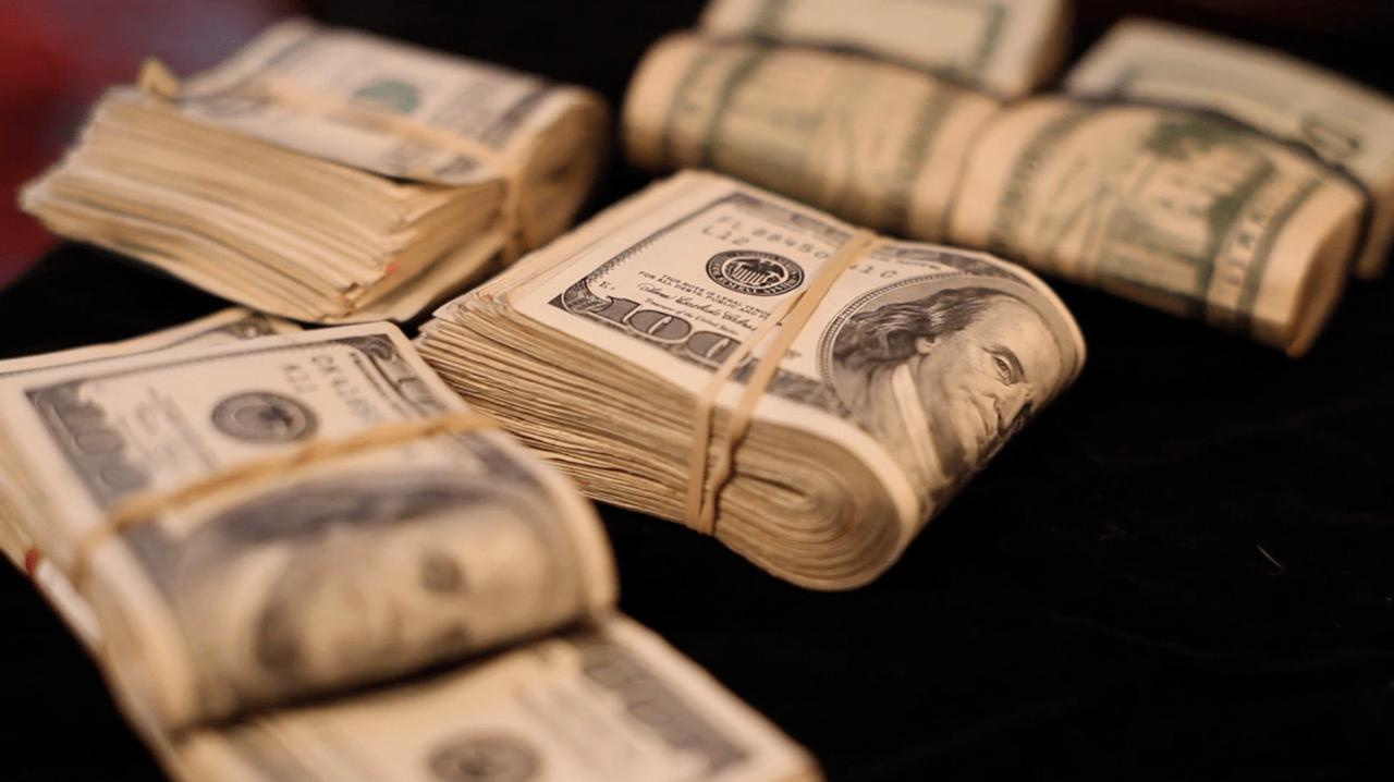 casino money
