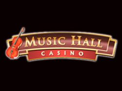 """Music Hall Casino"" ekrano kopija"
