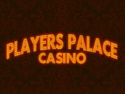 Schermata di Players Palace Casino