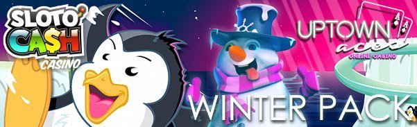 uptown aces winter bonus