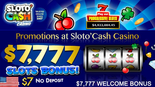 slotocash casino fresh bonus